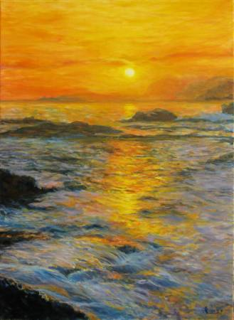 王素-金色陽光