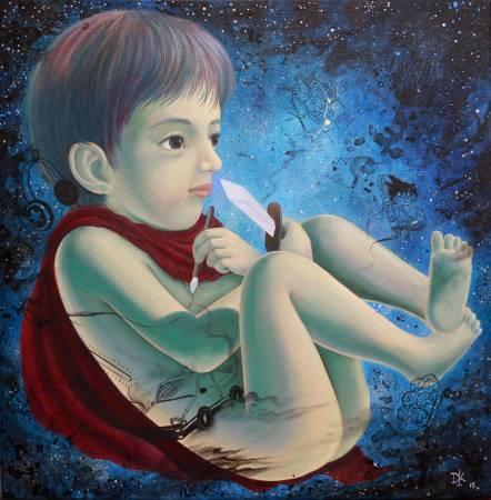 鄧子健 -Little Twin Stars 我們的小宇宙-2