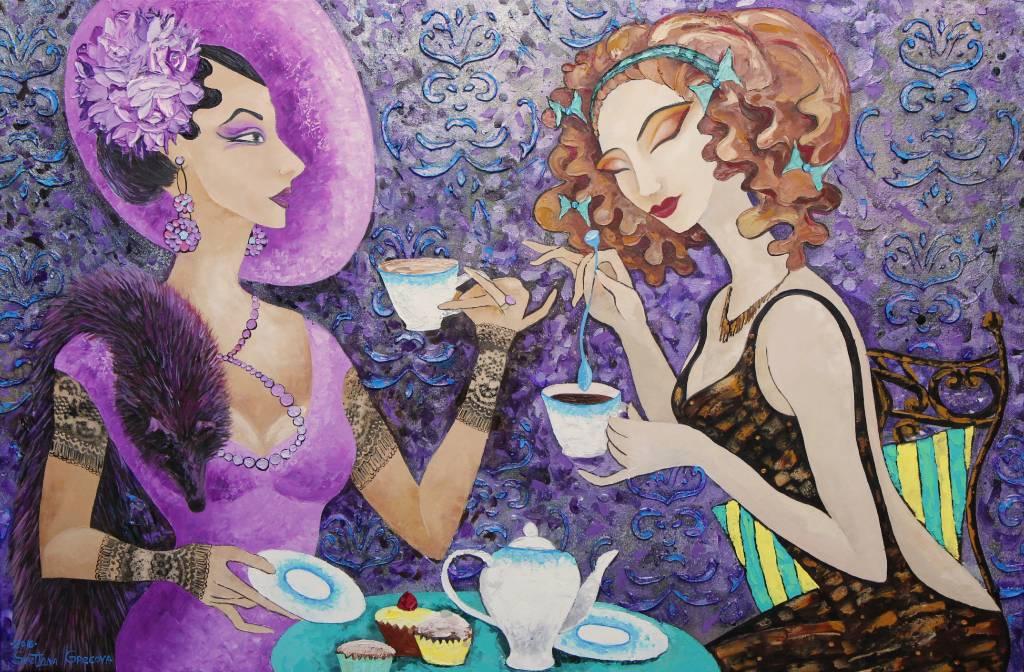 葛拉娜-Black coffee & cappuccino