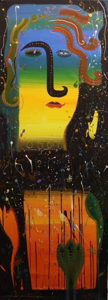 Phillip Kazak-A portrait of a stranger
