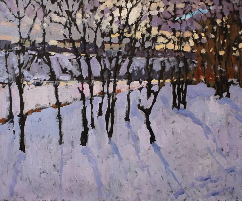 Oleg Shmidt-winter shadows