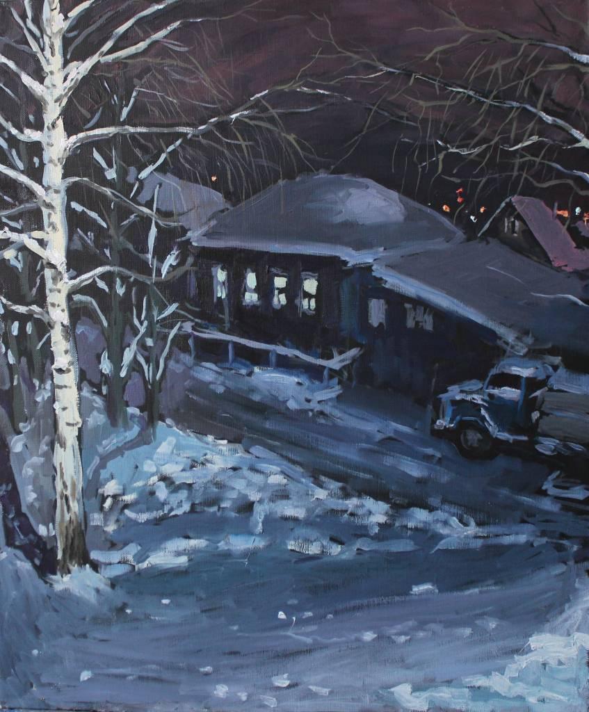 Oleg Shmidt-I came home