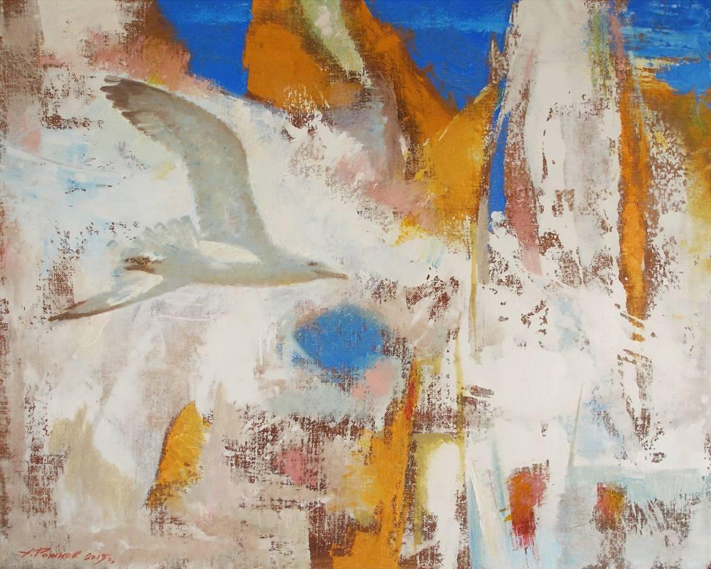 Olexander Rozhkov-Seagull