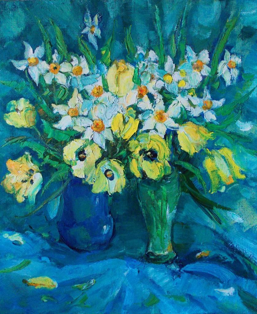 Natalia Nysh-Daffodil Palitra