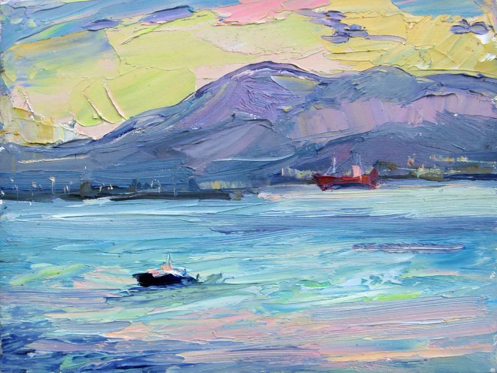 Natalia Nysh-Marmara Seashore, Izmit, Turkey