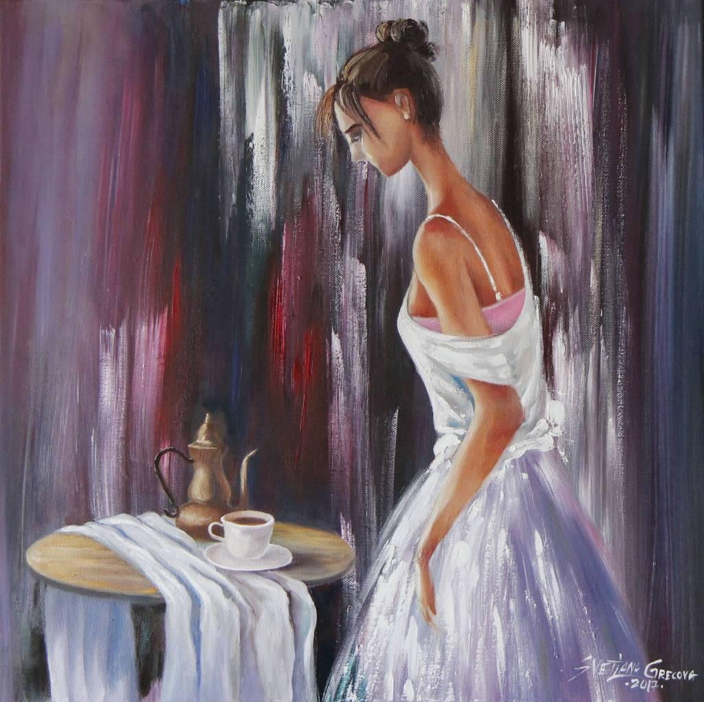 葛拉娜-Balerina morning