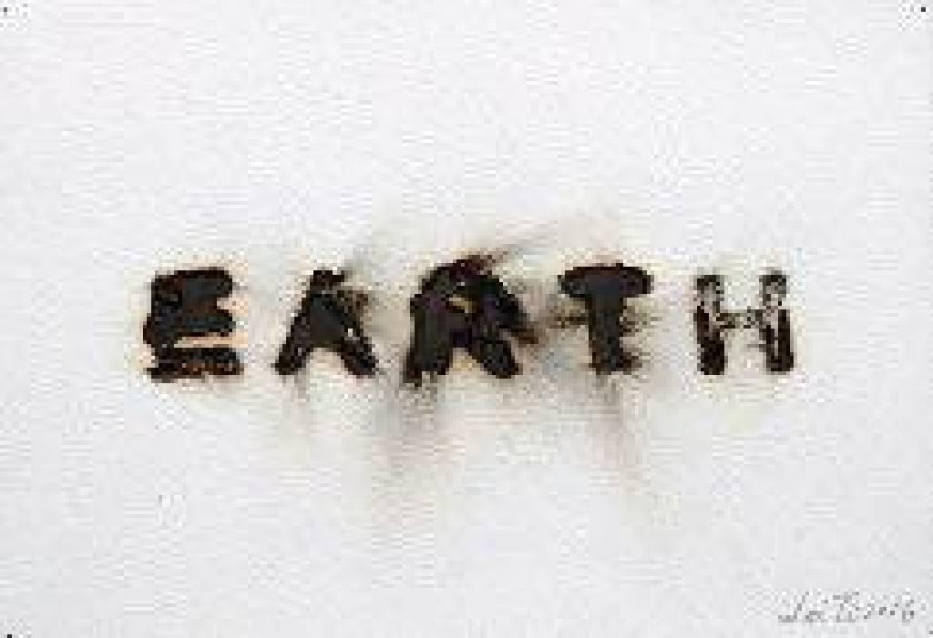 雷悌-Earth without art/ 地球沒有藝術