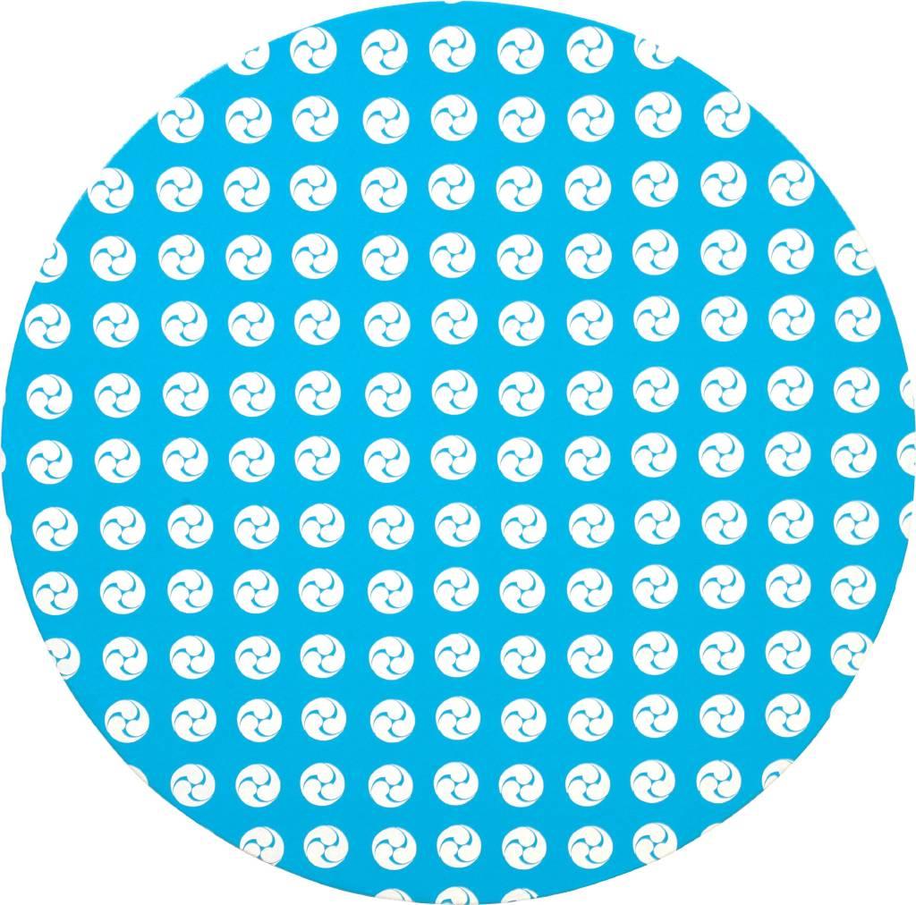 李思慧-藍色的世界Ⅲ( 巴紋) The Blue WorldⅢ(tomoe)