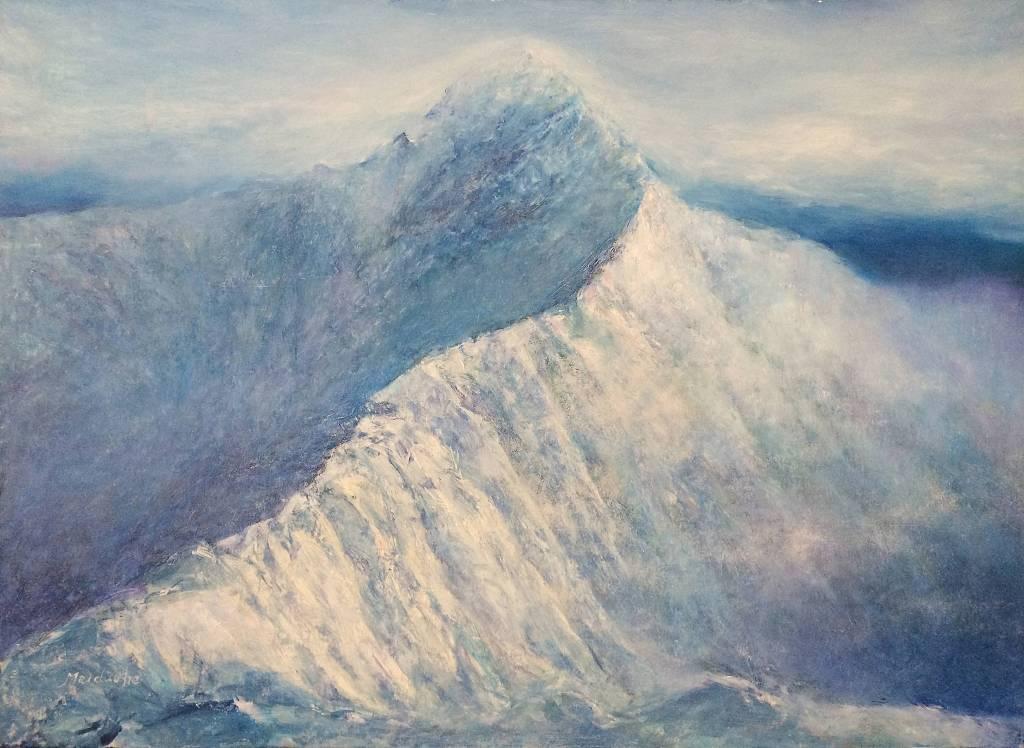麥朵赫-White Peak