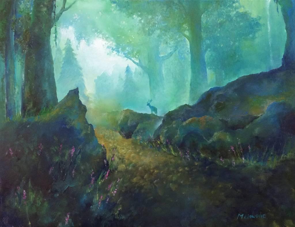 麥朵赫-An Elf of The Woods