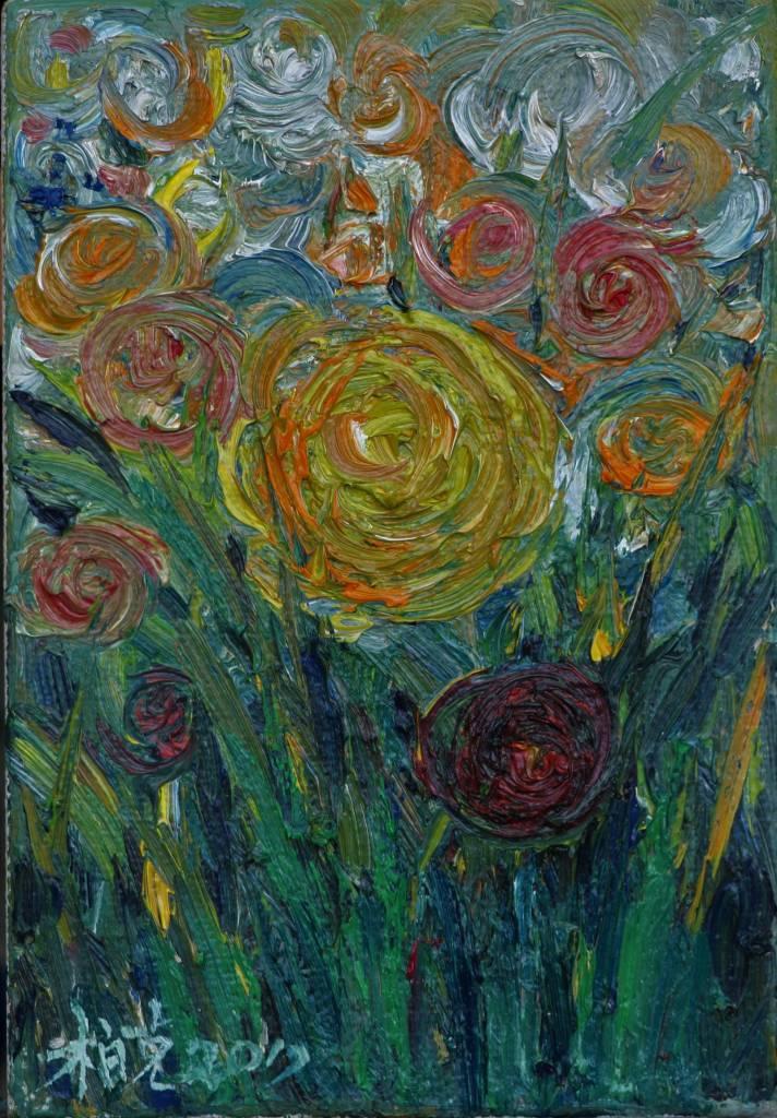 潘柏克(柏克創藝)-心花朵朵