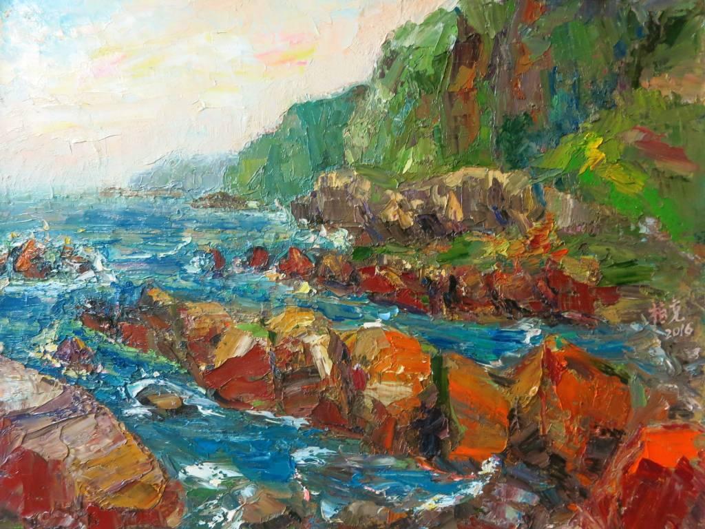 潘柏克(柏克創藝)-南雅奇岩 Nanya Wonderful Rocks