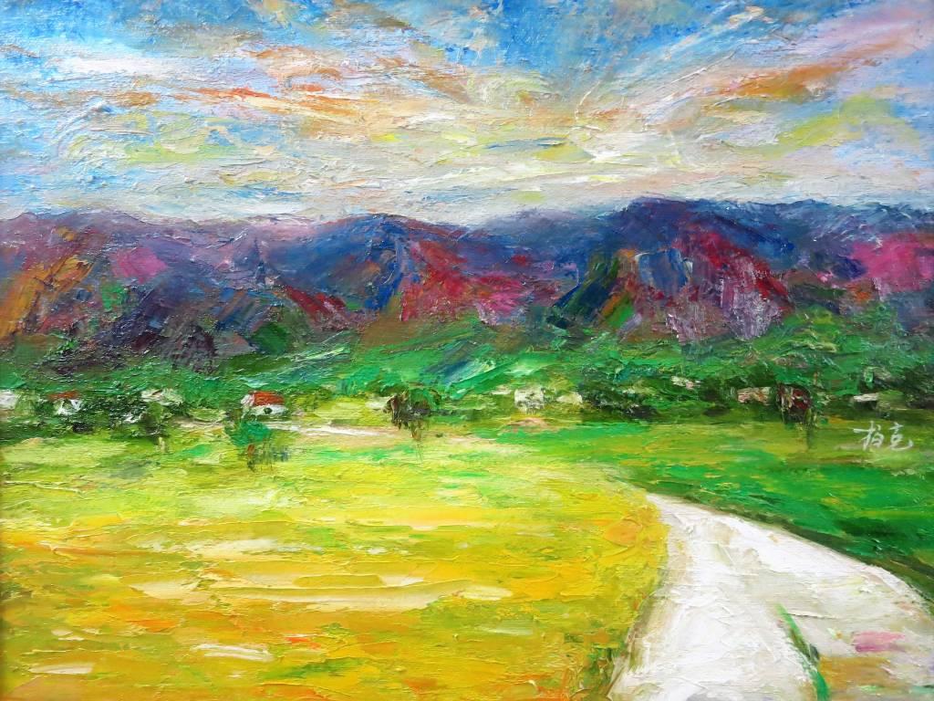 潘柏克(柏克創藝)-花東縱谷 The East Rift Valley