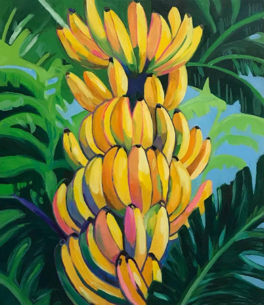 陳治宇-「物產豐隆系列」- 香蕉共和國