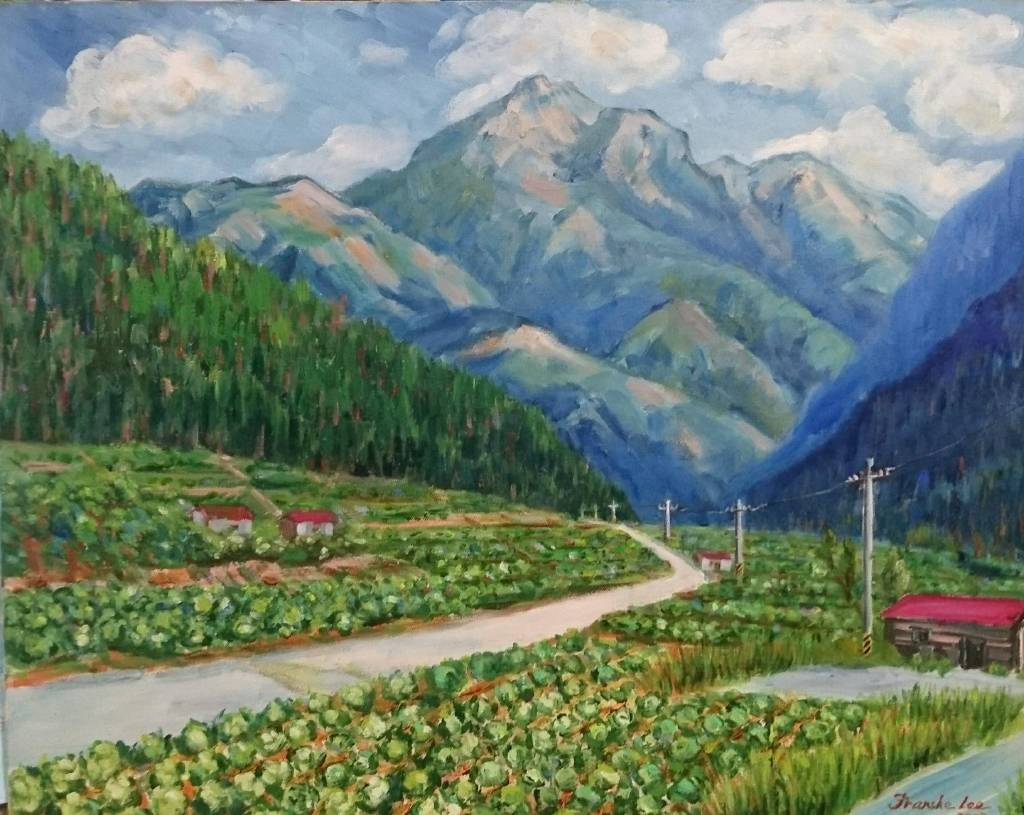 李芳時-武陵菜園