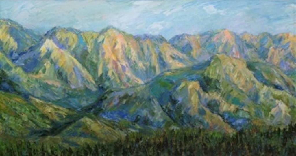 李芳時-阿里山山脈