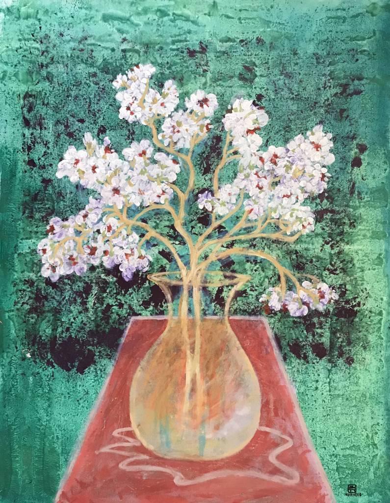 阿秀子-金瓶花