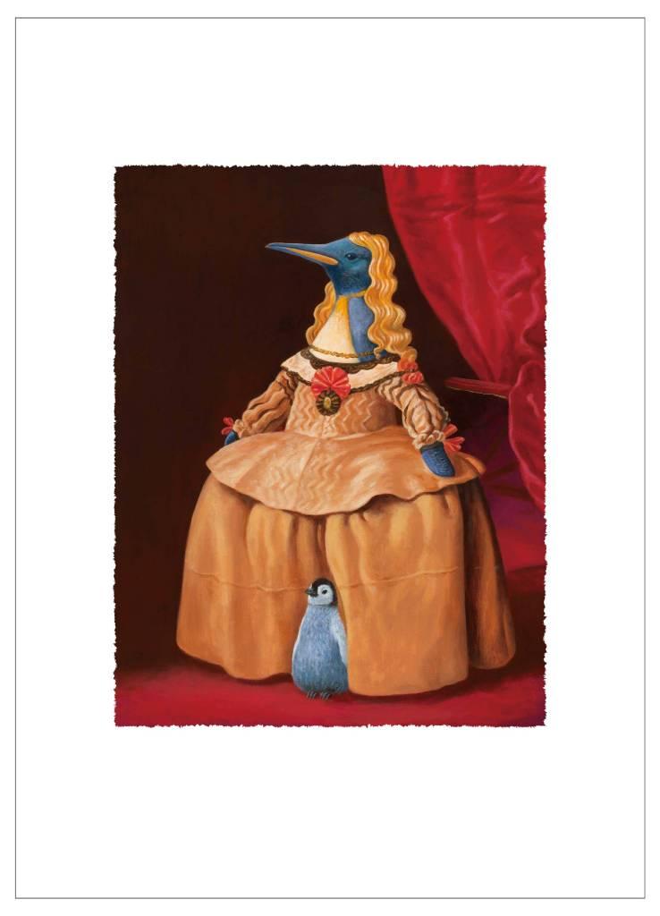 詹喻帆-企鵝公主