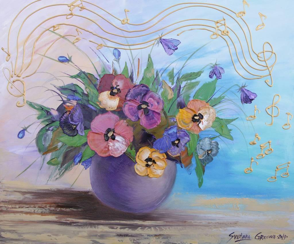 葛拉娜-Song of violets