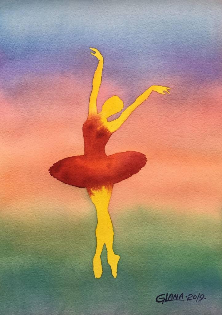 葛拉娜-Ballerina 3
