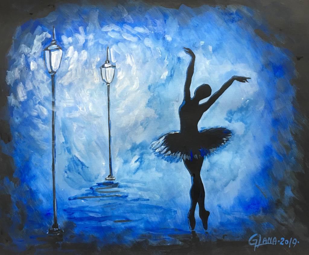葛拉娜-Midnight dancer