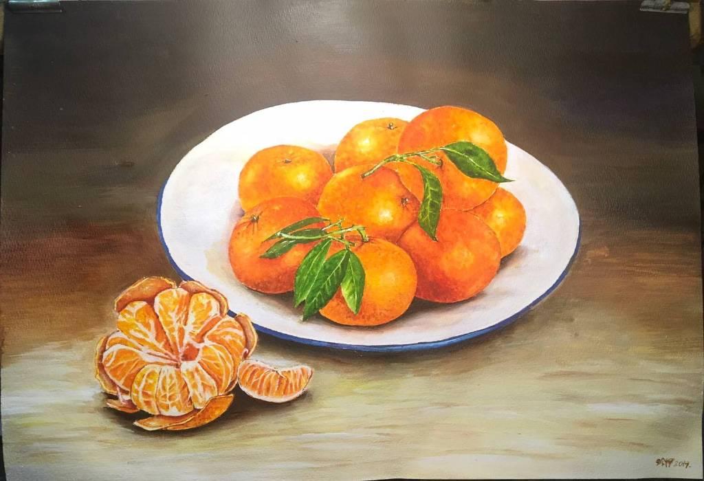 林珍伊-橘子(大吉大利)