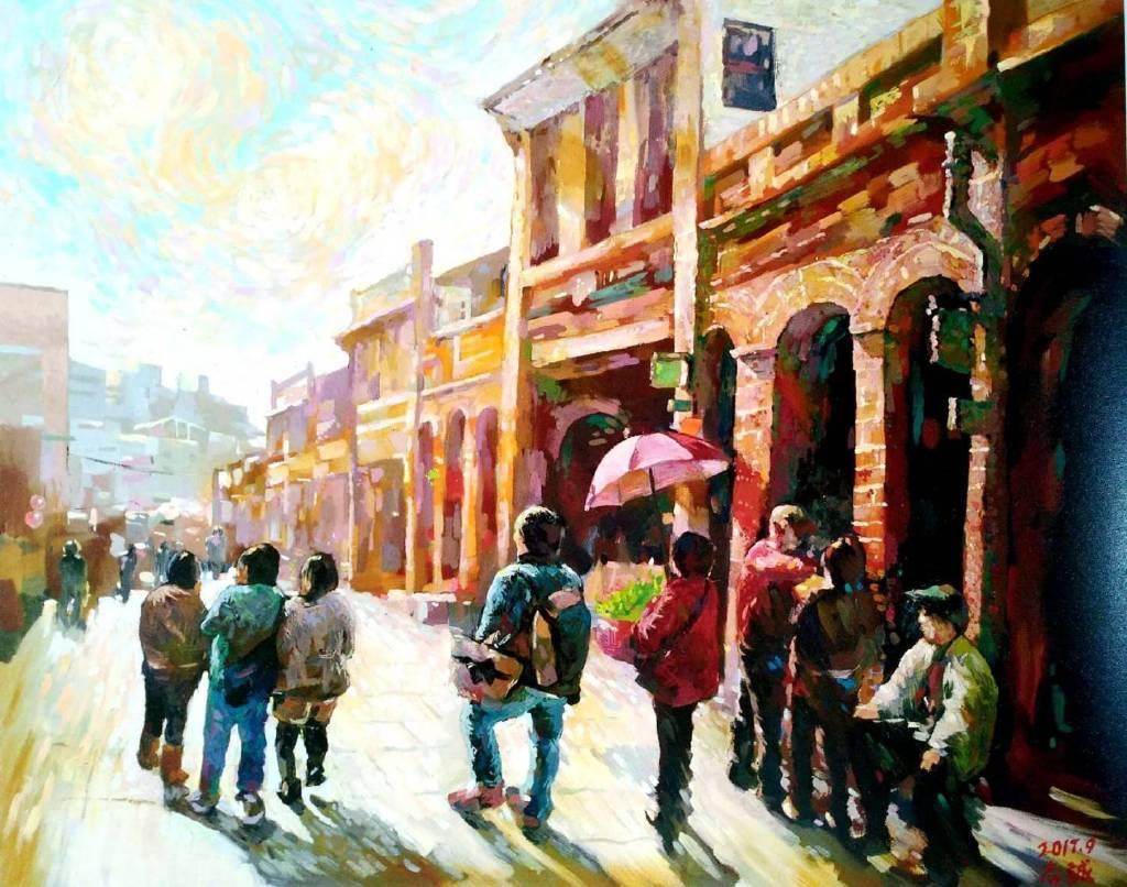 胡志誠-三峽老街之光