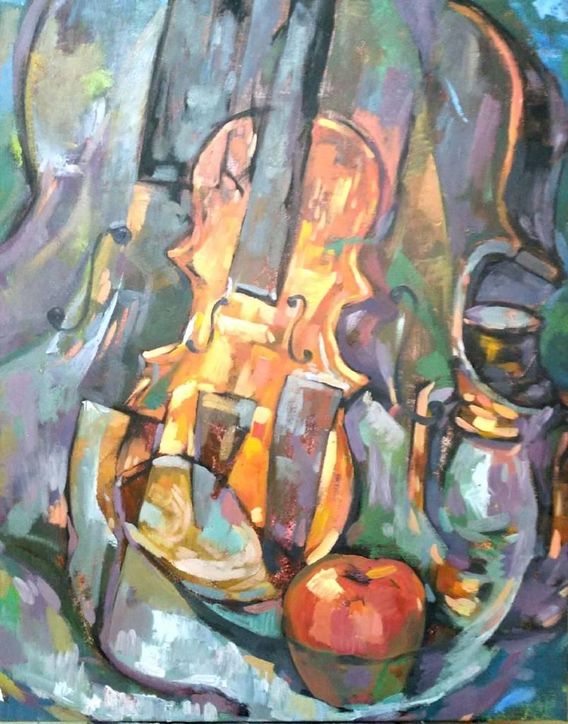 胡志誠-提琴