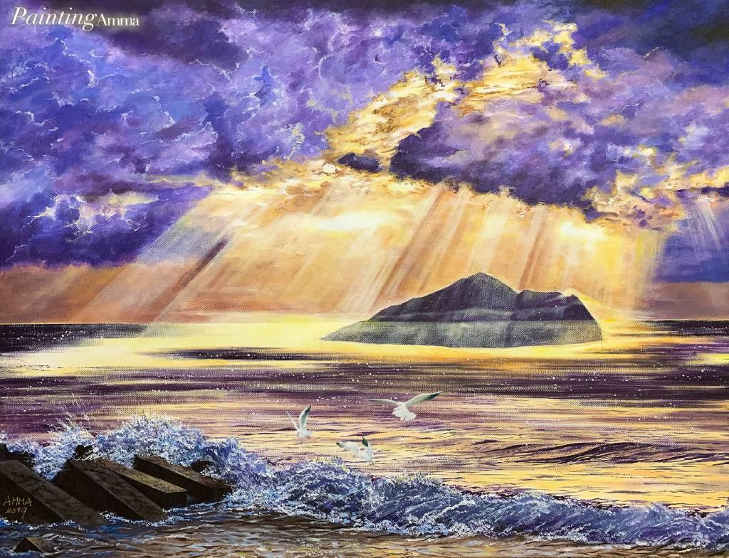 艾瑪 Amma-《追光者系列:破曉加冕》Light Chaser : Grand Breaking Dawn in Turtle Island