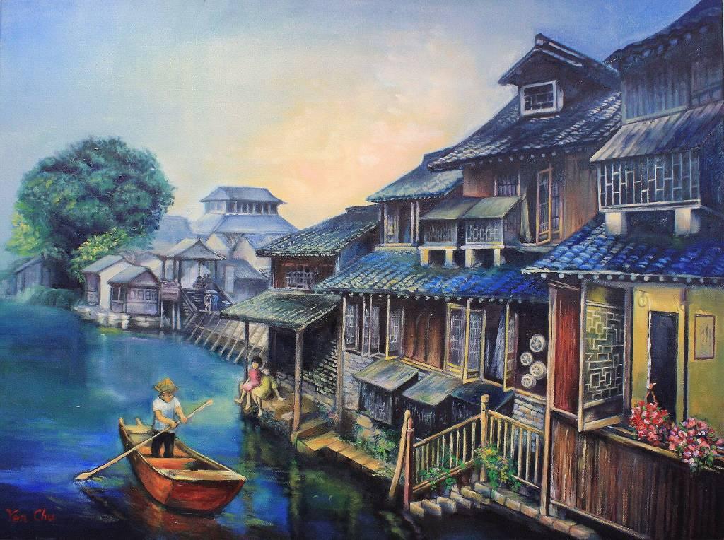 言宴-澤緣記憶 live besides the river