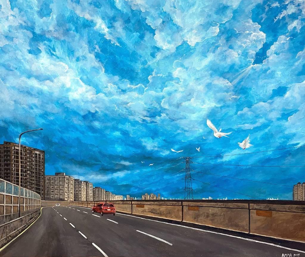 艾瑪 Amma-《台北自由之翼》Freedom Wings TAIPEI