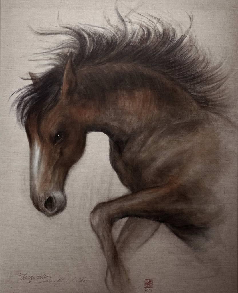 周旻虹-駿馬活躍