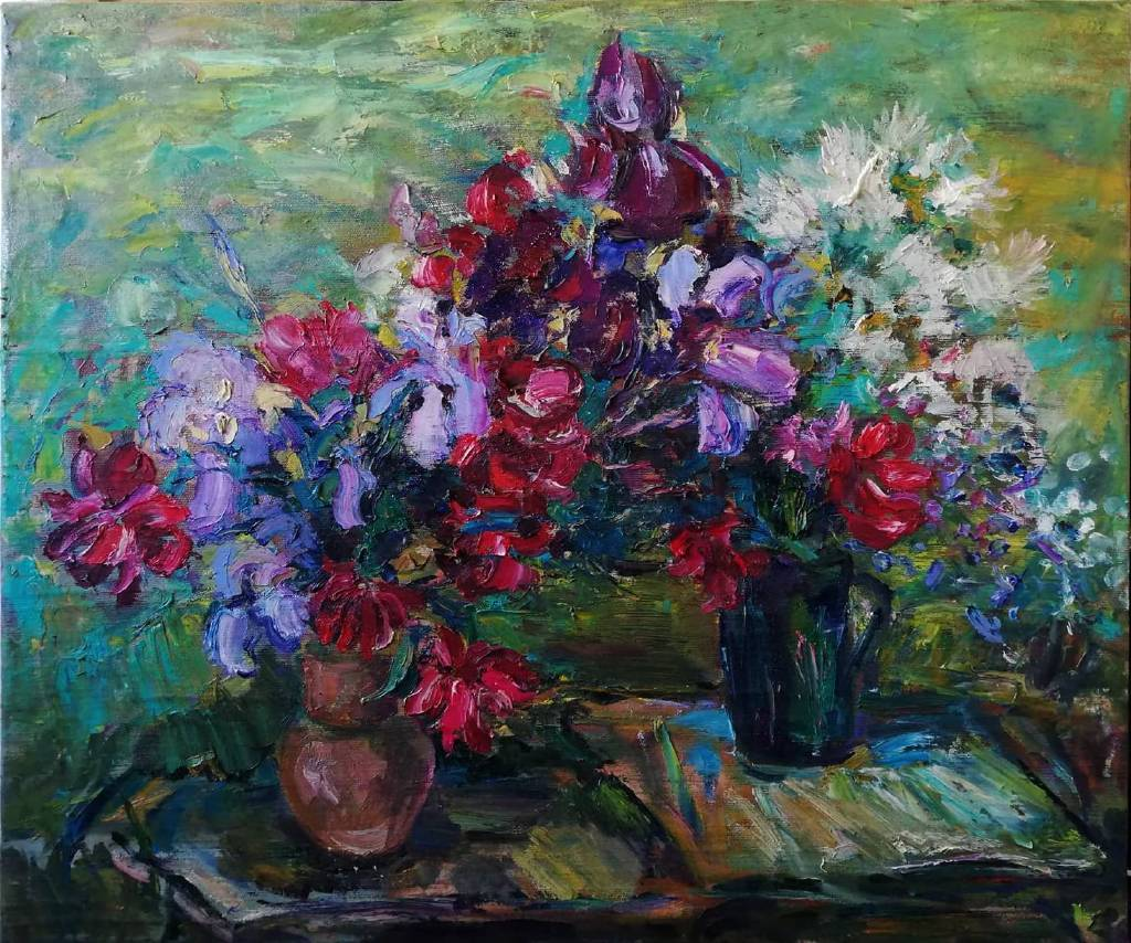Natalia Nysh-May Bucket