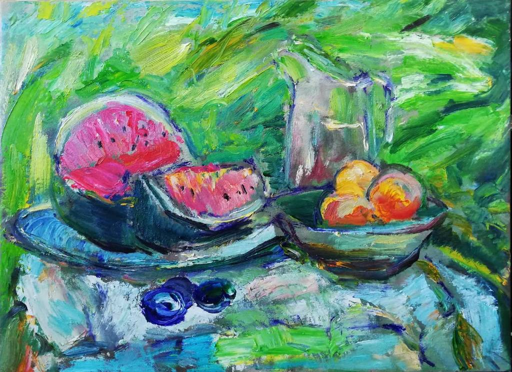 Natalia Nysh-Fruits & Melon