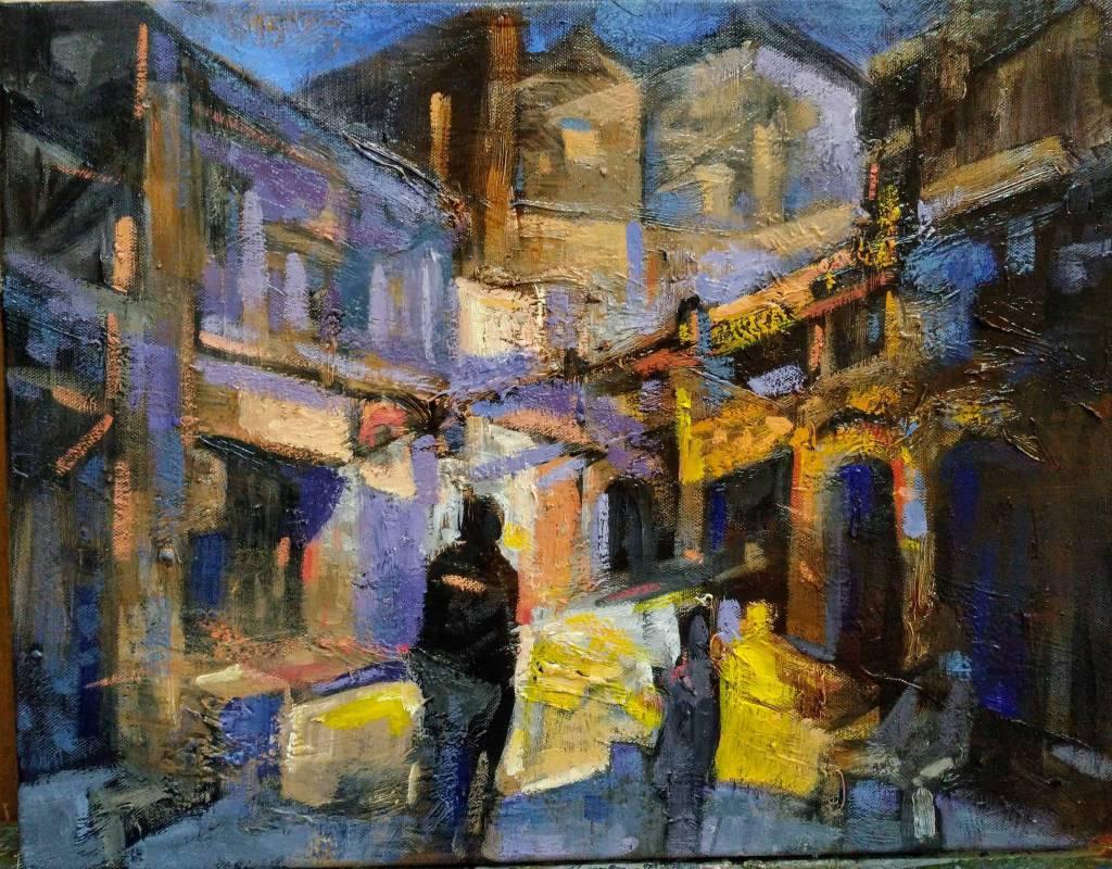 胡志誠-分割老街1