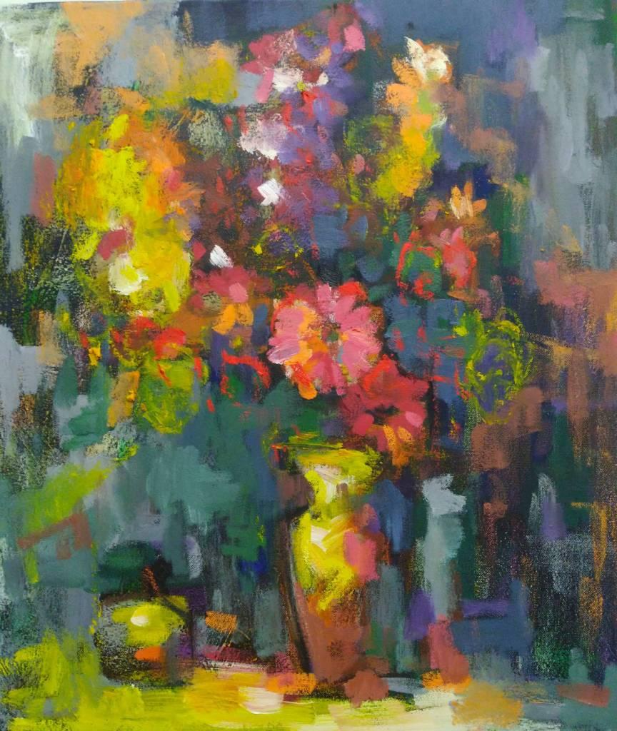 胡志誠-花卉