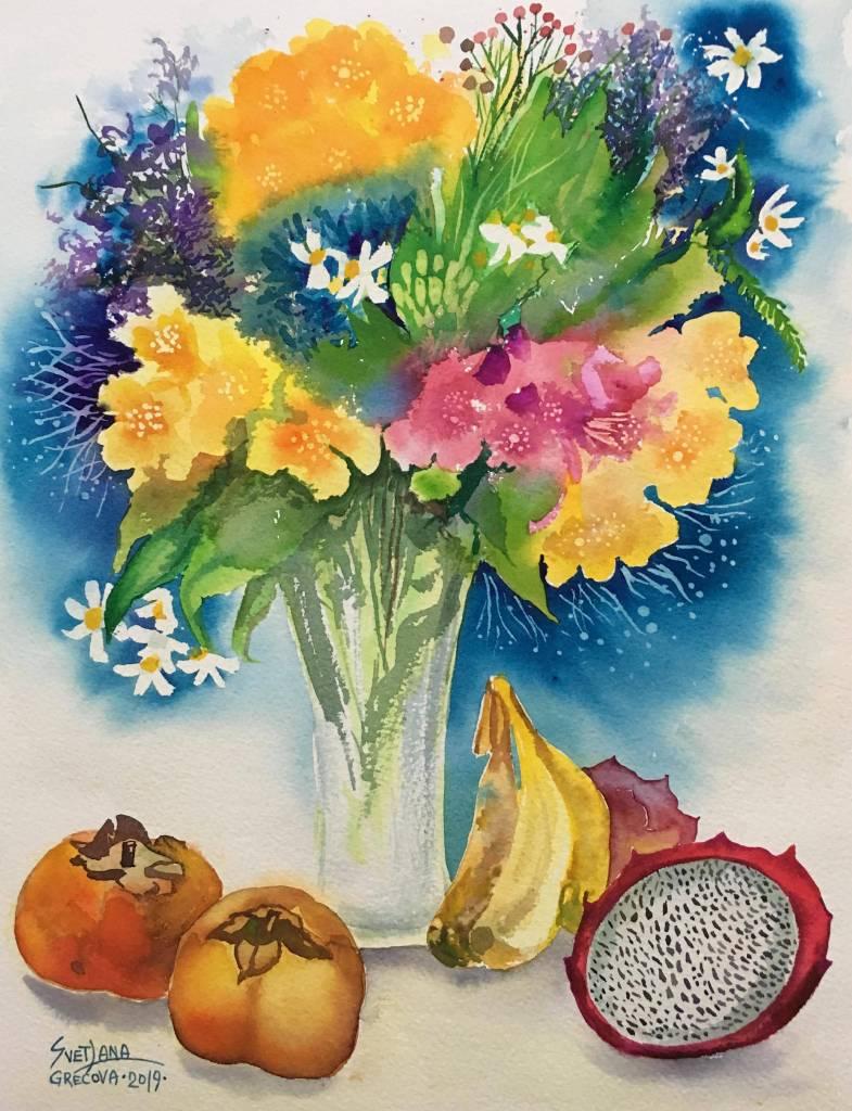 葛拉娜-October bouquet