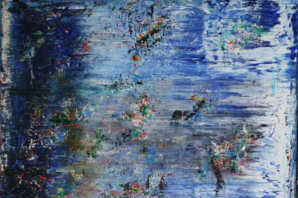 黃恭煌-抽象畫第19.04.12 號