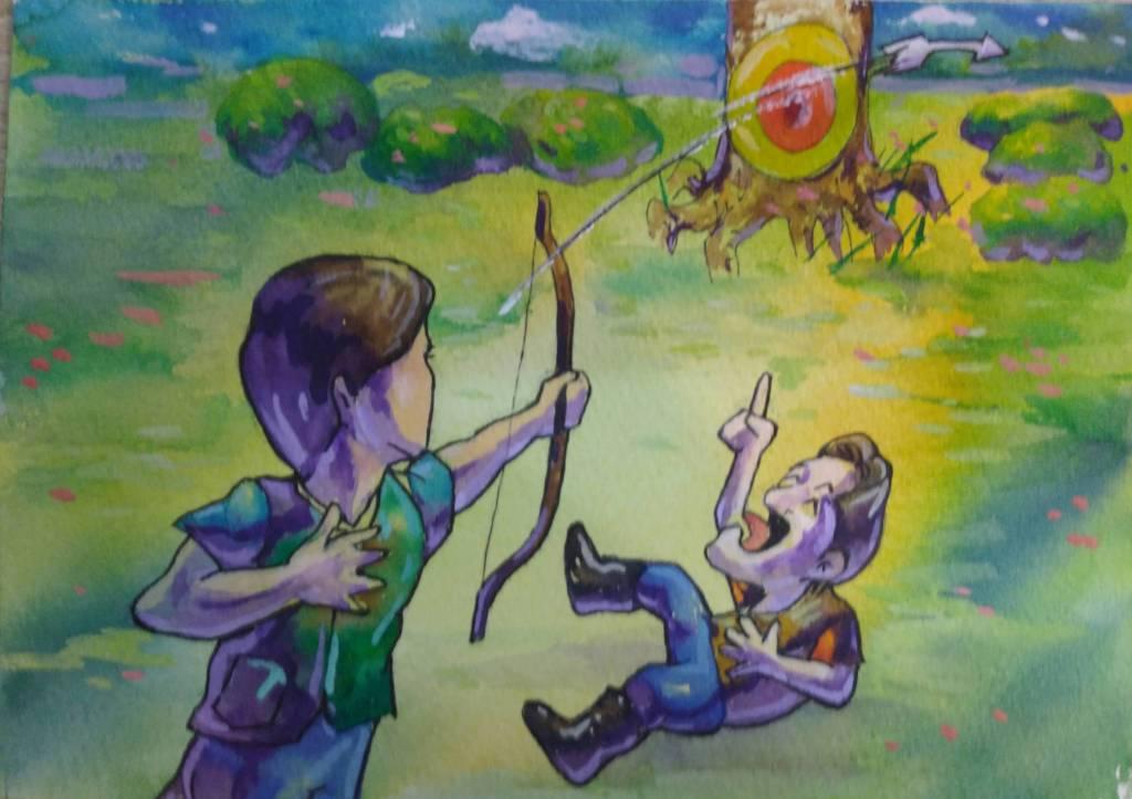 胡志誠-折斷的箭2