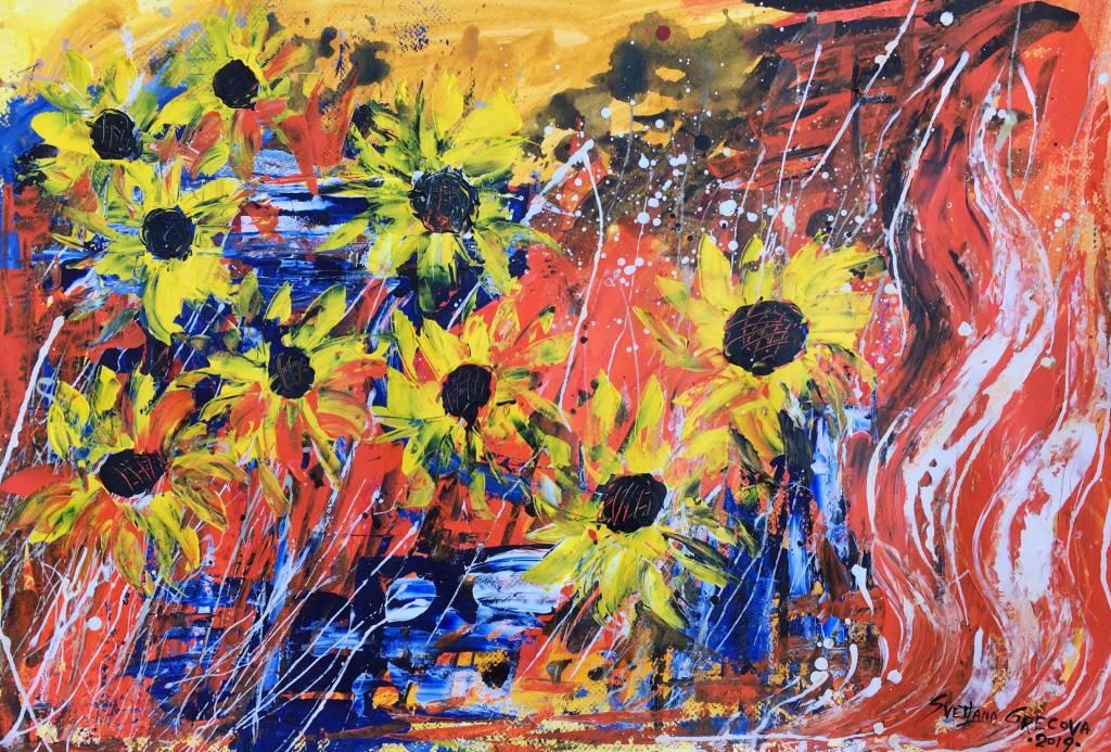葛拉娜-Summer bloom