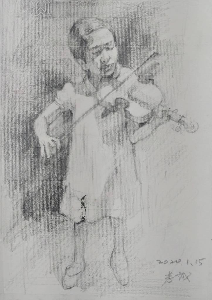 胡志誠-抒情提琴手