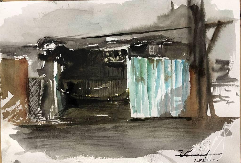 楊秉翰-廢鐵屋