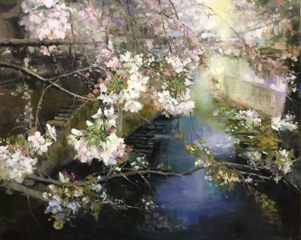 連雅綺-櫻漫春天