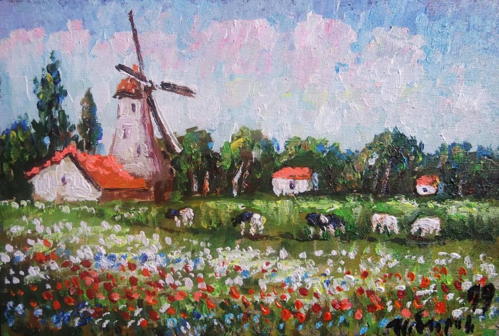 Ivan Yehorov-風車轉動的幸福 Windmilling Days