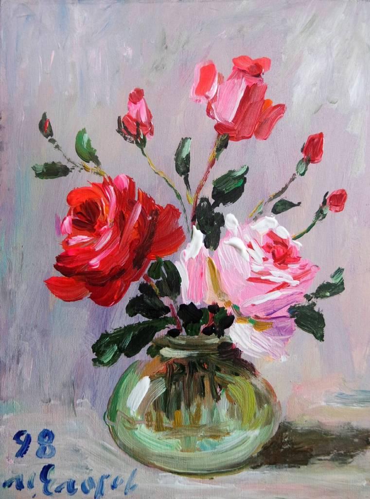 Ivan Yehorov-玫瑰之愛-1 Rose Love-1