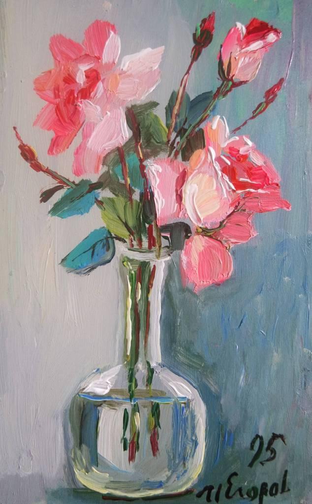 Ivan Yehorov-玫瑰之愛-3 Rose Love-3