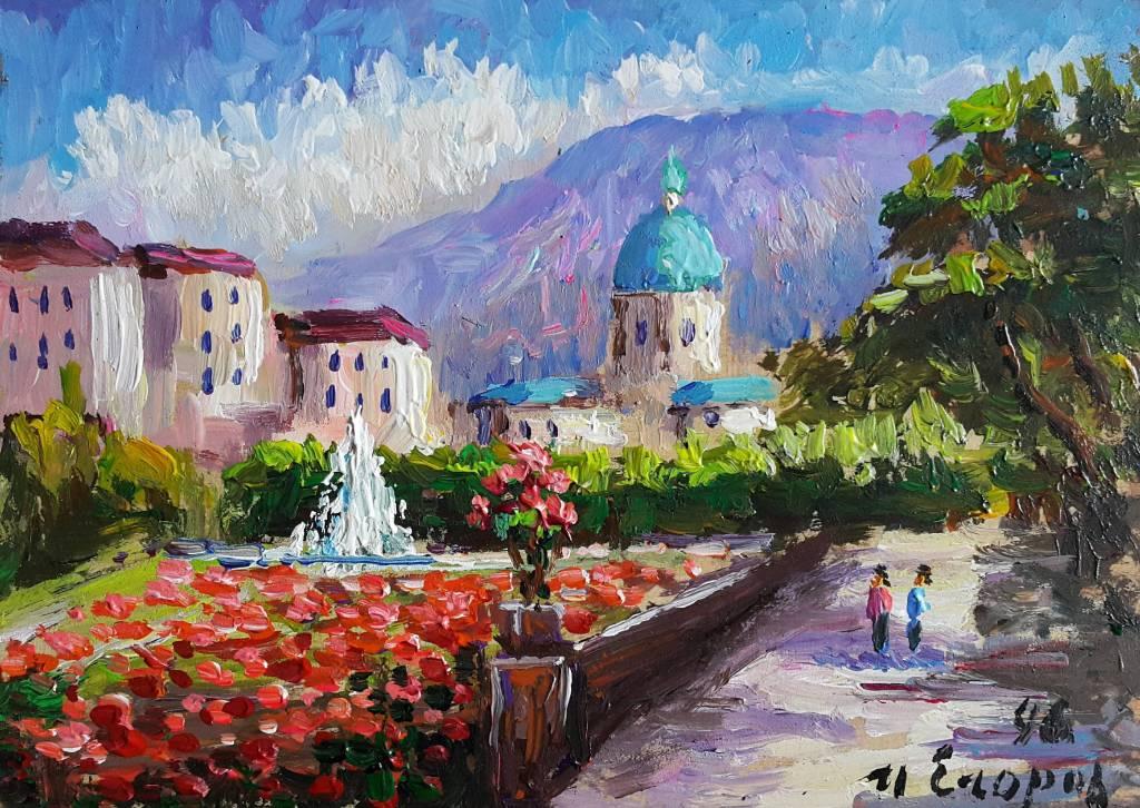 Ivan Yehorov-薩爾斯堡 Salzburg