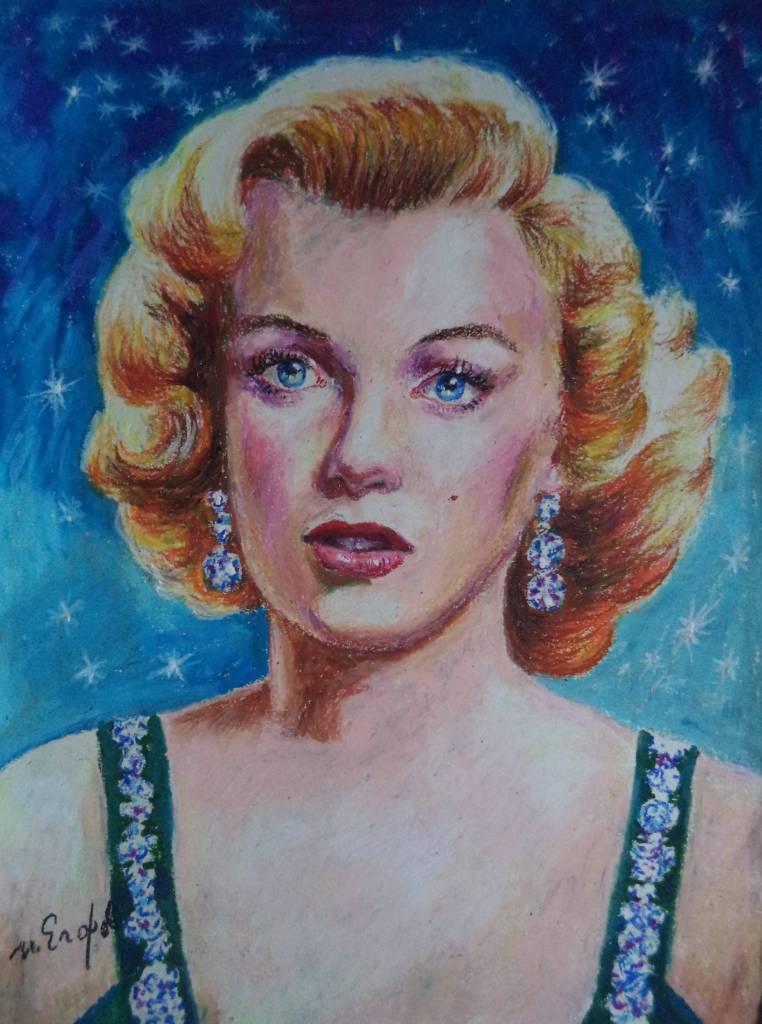 Ivan Yehorov-瑪麗蓮夢露 Marilyn Monroe