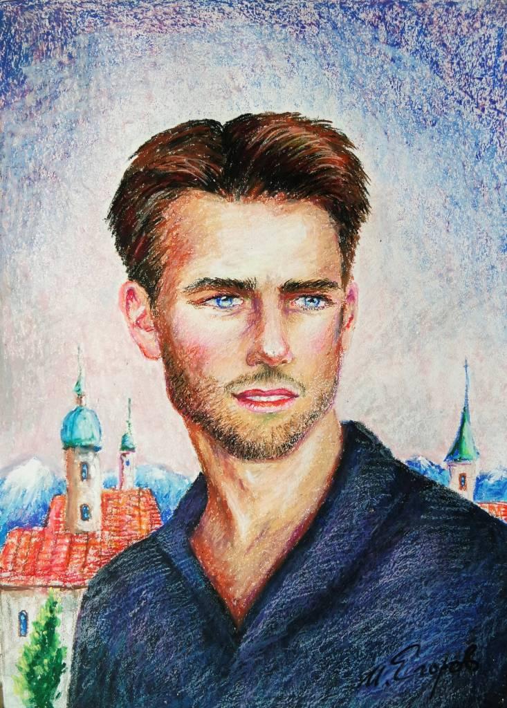 Ivan Yehorov-湯姆克魯斯 Tom Cruise