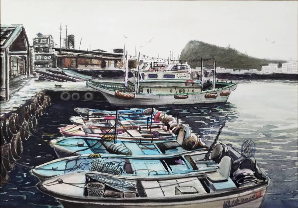 陳國棟-野柳漁港